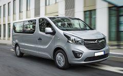Opel Vivaro diesel 8+1